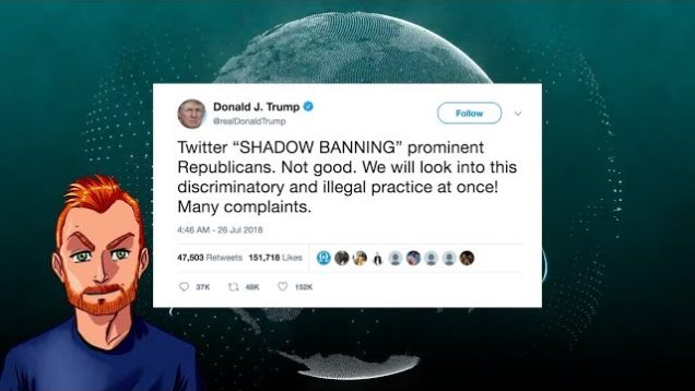 Online Censorship: Is This Tweet by Trump The Turning Point?