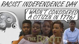 Racist Independence Day