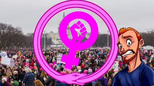 #RegressiveNews: Feminism Eats Itself