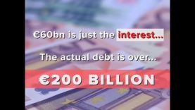 Report reveals the amount of interest Ireland is paying on it debt