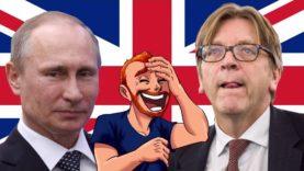 Russia Responsible For Brexit!! DUN DUN DUUUUN!