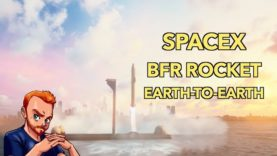 SpaceX's BFR Rocket: Earth-to-Earth Travel
