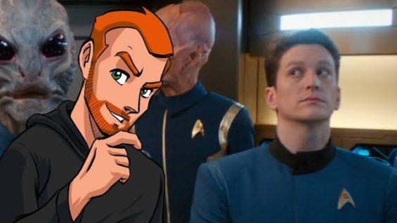 Star Trek: Discovery Tackles Mansplaining