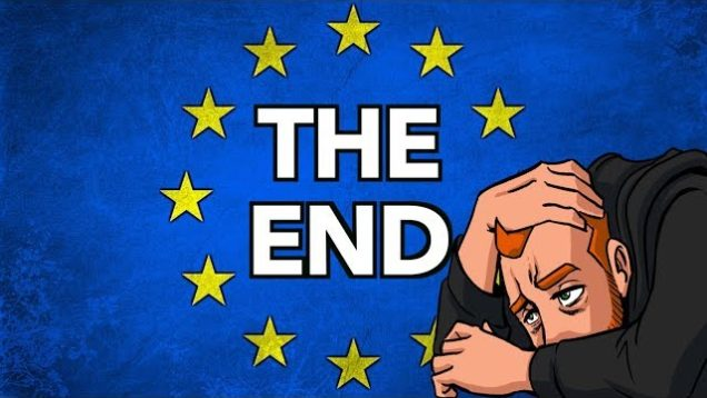 The EU Just Destroyed The Internet #Article11 #Article13