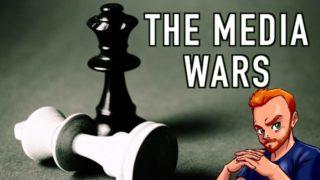 The Media War Officially Begins