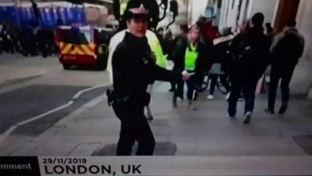 Three Dead in london including Terror suspects