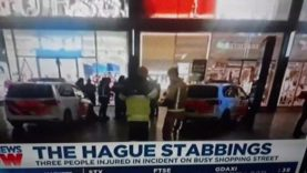 Three injured in stabbing incident in the Hage