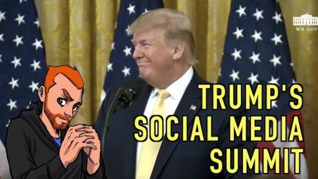 Trump's Social Media Summit