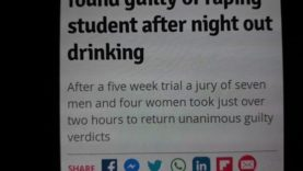 Two Donegal Residents??? Found Guilty of Raping student