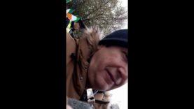 Whistle guy at Dublin Free Speech Rally