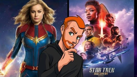 Who Are Captain Marvel & Star Trek: Discovery Made For?