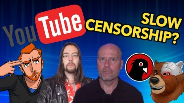 YouTube Slow Censorship? The Boiling Frog Effect