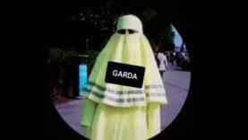 An Garda shariachona.
