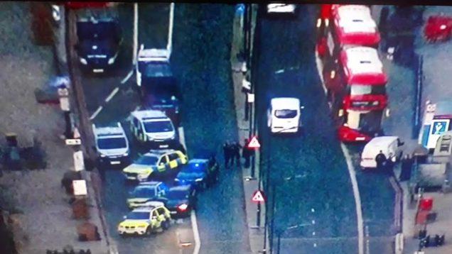 Convicted Terrorist Usman Khan Responsible for terrorist attack in london.
