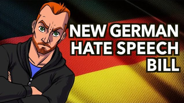 Discussing Germany's New Hate Speech Bill