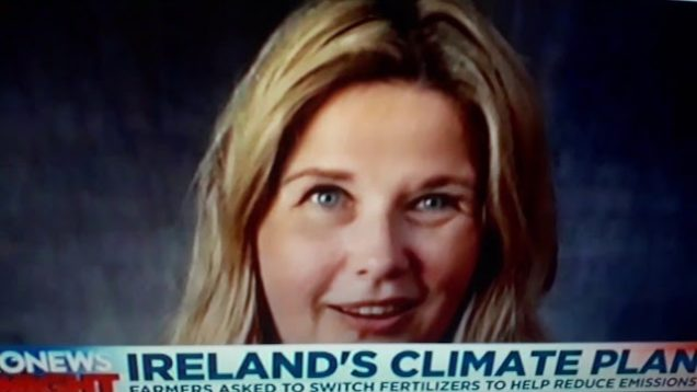 Fine Gael's climate change hysteria targeting Farmers