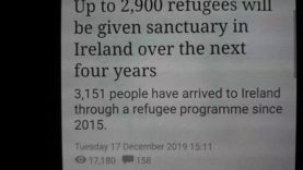 Fine Gael's plan to turn Ireland into a Refugee camp
