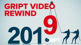 Gript's News & Comment video reporting began 12 months ago & reach has surpassed all expectations