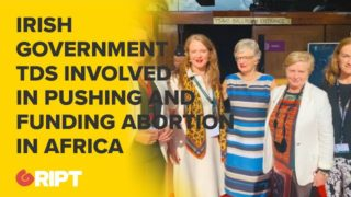 Irish politicians promoting abortion in Africa are accused of ideological colonisation.