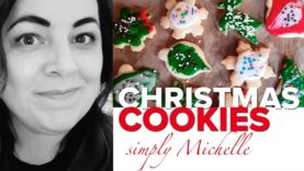 Make these gorgeous Christmas cookies with the kids! #gript