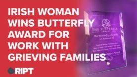 Vicky Wall Wins Butterfly Award For 'Every Life Counts' Work