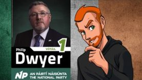 An Interview with Philip Dwyer, National Party Candidate #GE2020