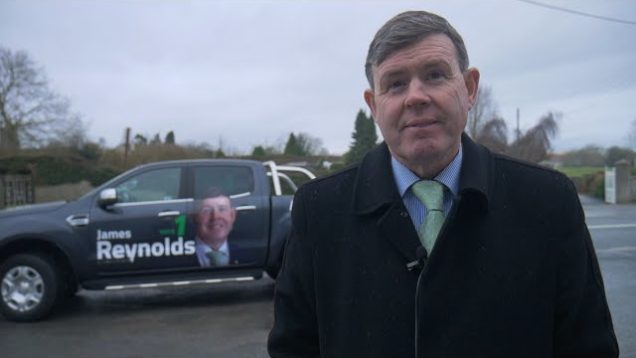 James Reynolds – National Party Candidate in Longford/ Westmeath