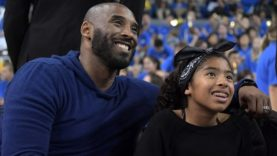 Kobe Bryant, Basketball giant, dies in helicopter crash, along with his daughter Gianna & teammate