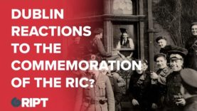 We ask Dubliners what they think of the deferred government 'commemoration' for the RIC