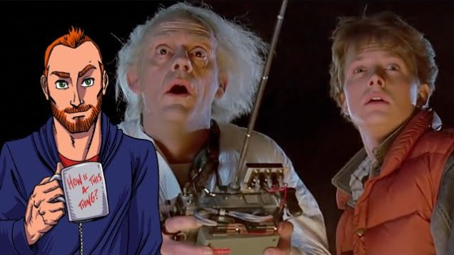 Back To The Future Won't Be Rebooted!! Thank God!!