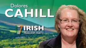 Irish Freedom Party candidate – Dolores Cahill #GE2020