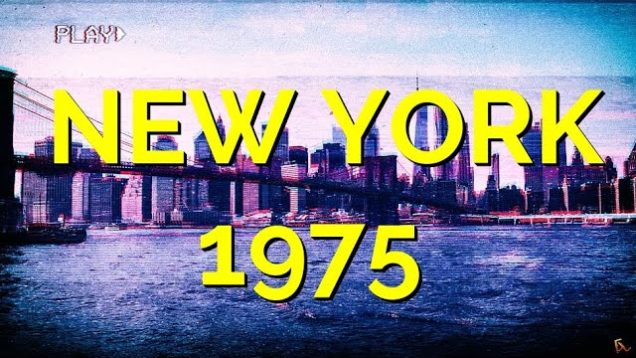 New York 1975 | The Birth Of Neo-Liberalism