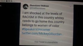 Nigerian Racist here