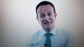 Proof Varadkar hates Irish