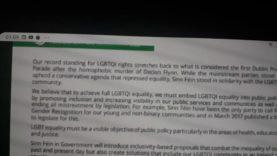 Sinn fein Election manifesto worth a read