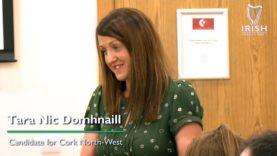 Tara Nic Domhnail | IFP Tipperary Cumann Meeting