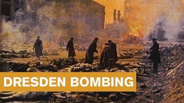 Templar Report – Dresden Bombing