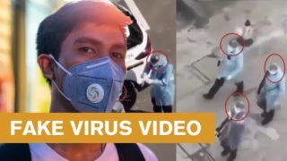 Templar Report: Fake Chinese Virus Video