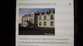 Homeless charity DePaul helps source accommodation for asylum seekers in Ballyhaunis