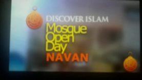 Islam in NAVAN MOSQUE open Day