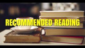 Lockdown Reading – Five Books