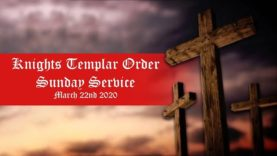 Templar Emergency Broadcast – Sunday Service