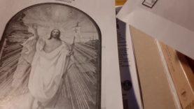 Easter as Understood by Irish American Catholic