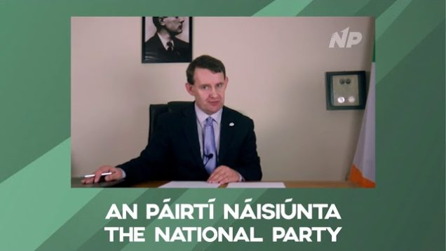 """Justin Barrett – """"Nationalism and Notionalism"""" – Easter Message 2020"""