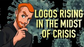 Logos Rising in the Midst of Crisis   With @Computing Forever