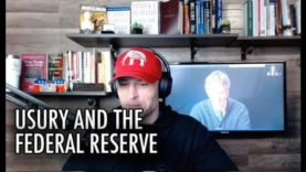 USURY, THE FEDERAL RESERVE, AND PAUL VOLCKER