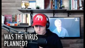 Was the Virus Planned?