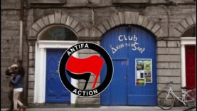 Antifa & the Gaelic League – a marriage in hell & the war upon me