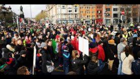 Protest O'Connell Bridge