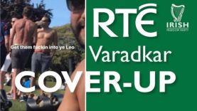 RTÉ Blackout on Taoiseach Varadkar Breaking own Guidelines | Hermann Kelly